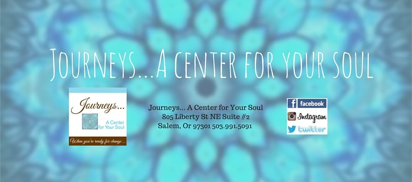 Journeys…A Center for Your Soul