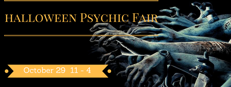 Halloween Psychic/Wellness Fair