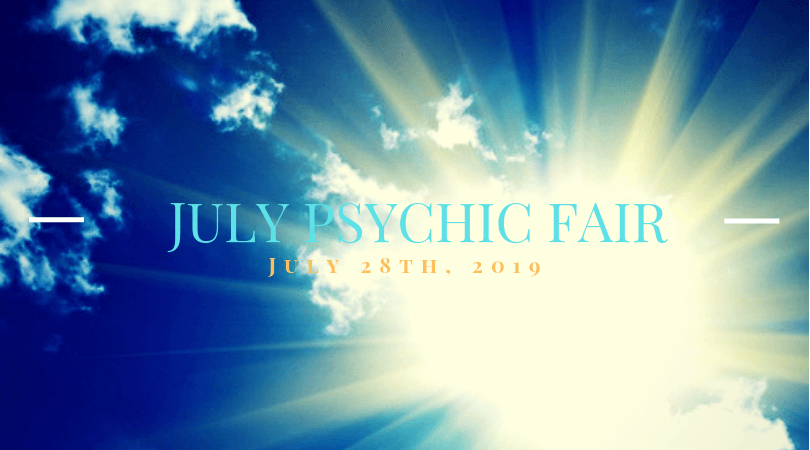July Psychic Fair | Journeys