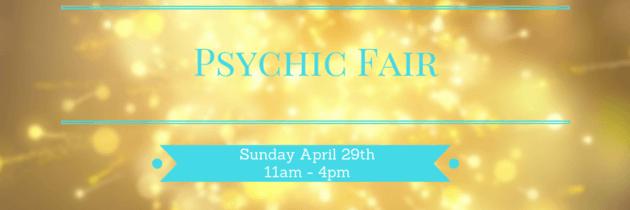 April Psychic Fair