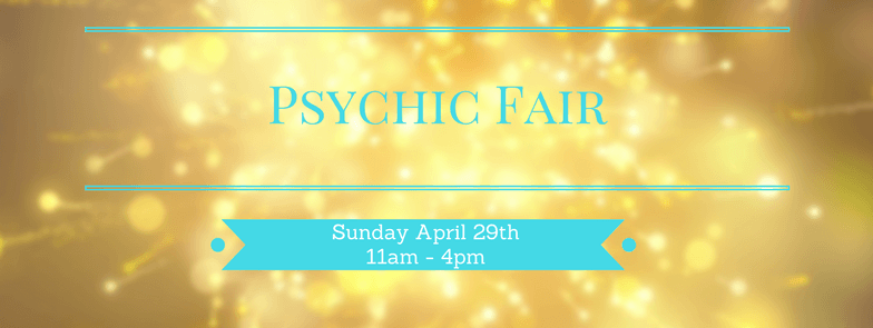 April Psychic Fair