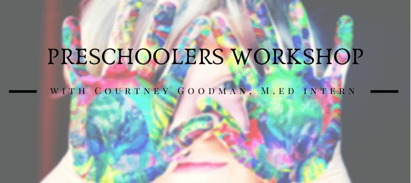 Preschoolers Workshop