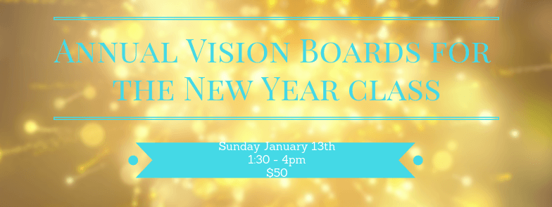 Vision Boards for the New Year