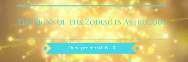 The Signs of the Zodiac in Astrology