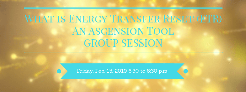 What is Energy Transfer Reset (ETR) Group Session