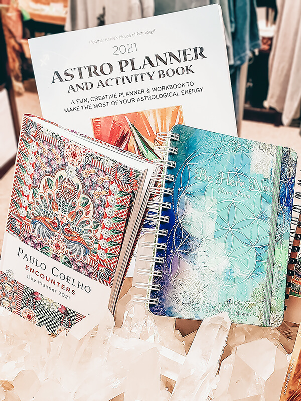 Calendars, Planners, and Journals